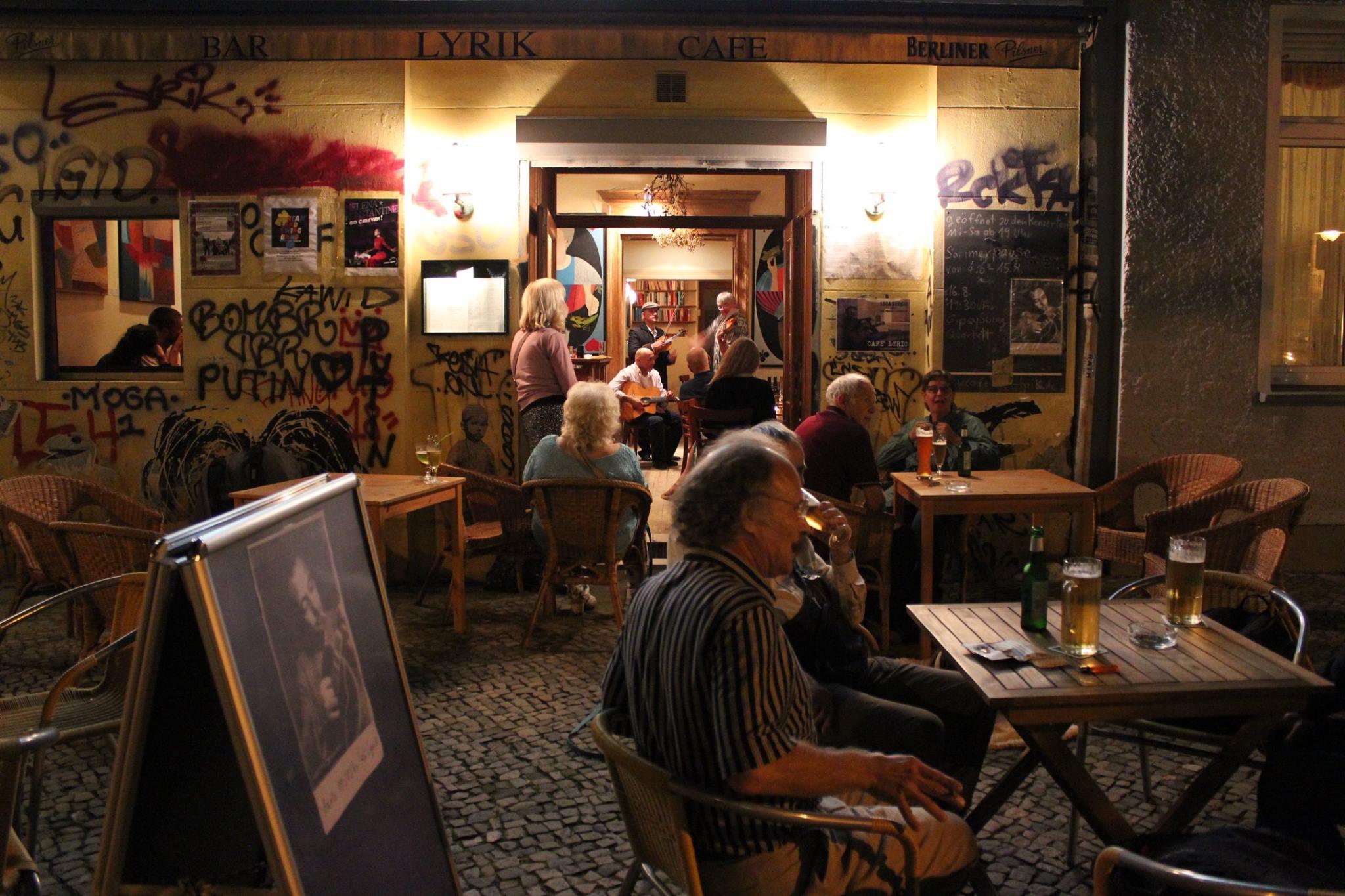 Cafe Lyrik