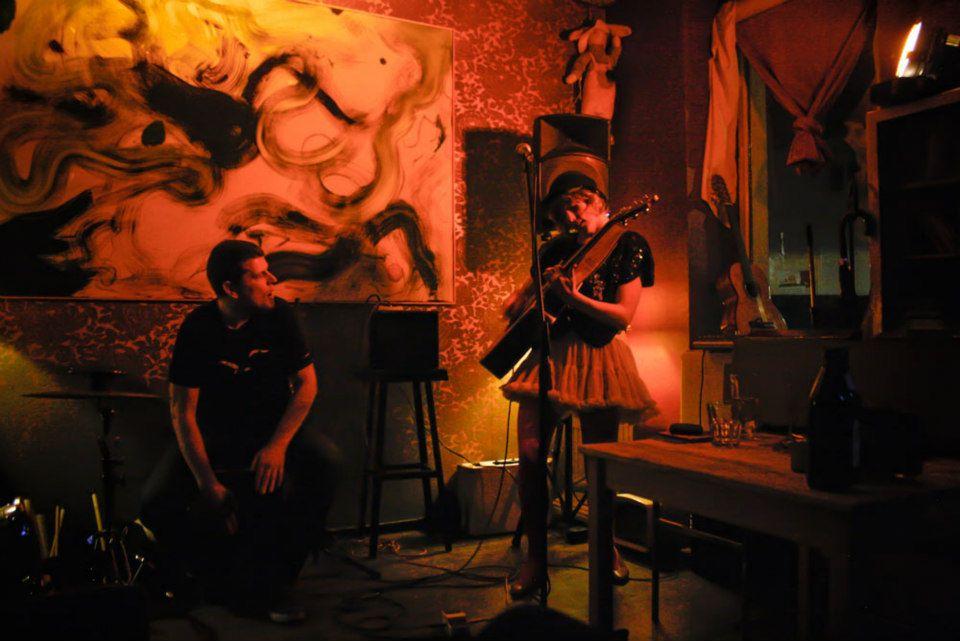 Jazzbar Zukunft am Ostkreuz